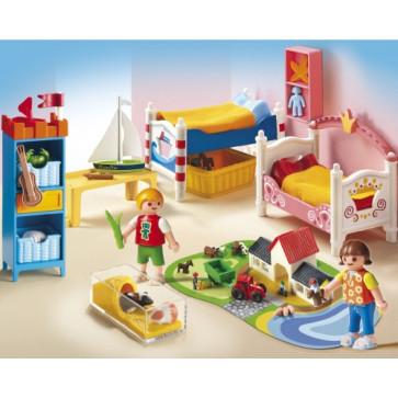 Dormitorul copiilor casei de papusi, PLAYMOBIL Doll's House