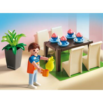 Camera pentru cinat a cese de papusi, PLAYMOBIL Doll's House