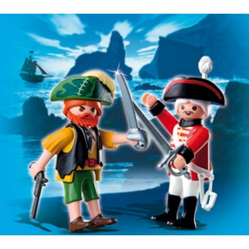 Pirat si soldat, PLAYMOBIL Pirates