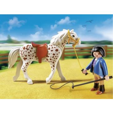Cal cu tarc, PLAYMOBIL Pony Farm