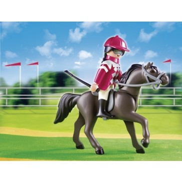 Cal de curse, PLAYMOBIL Pony Farm