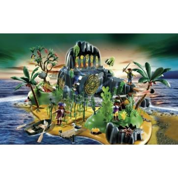 Insula comorii piratilor, PLAYMOBIL Pirates