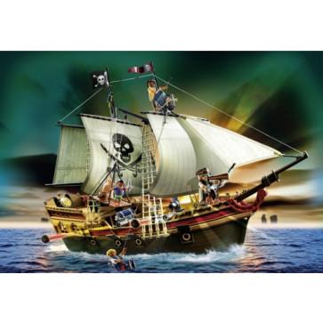 Nava de atac a piratilor, PLAYMOBIL Pirates