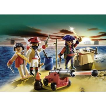 Echipajul piratilor, PLAYMOBIL Pirates