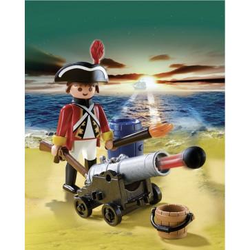 Soldat cu tun, PLAYMOBIL Pirates