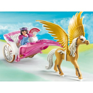 Printesa cu trasura, PLAYMOBIL Magic castle