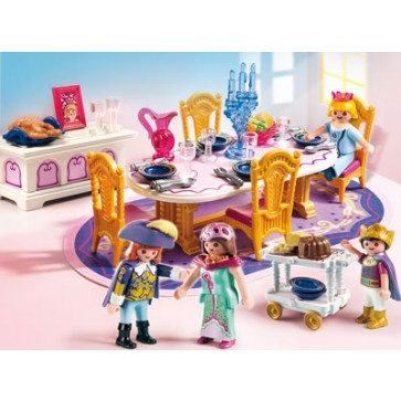 Camera pentru ospat, PLAYMOBIL Magic castle
