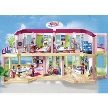 Hotel, PLAYMOBIL Summer Fun