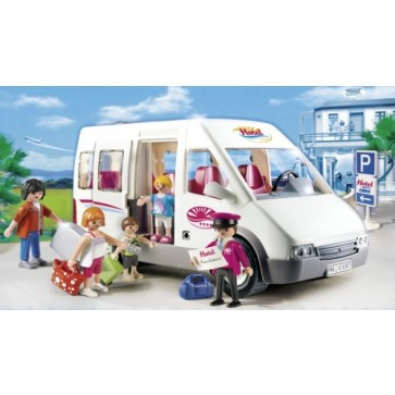 Autobuzul hotelului, PLAYMOBIL Summer Fun