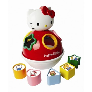 Jucarie de sortat forme, HELLO KITTY Toddler