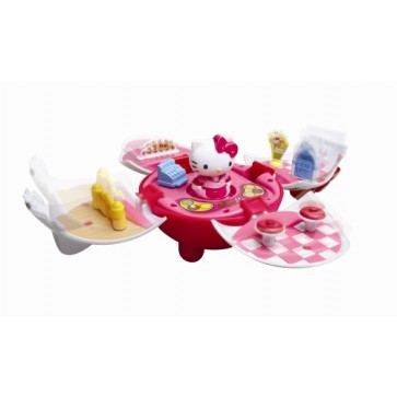 Set casuta, HELLO KITTY Activity