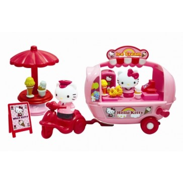 Masinuta inghetata, HELLO KITTY Activity
