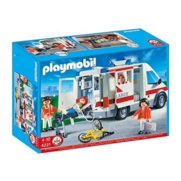 Ambulanta, PLAYMOBIL Hospital