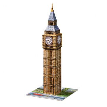 Puzzle 3D Big Ben, 216 piese, RAVENSBURGER Puzzle 3D