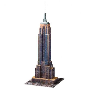 Puzzle 3D Empire State Building, 216 piese, RAVENSBURGER Puzzle 3D