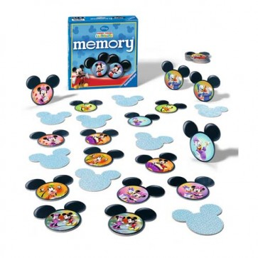 Jocul memoriei - Clubul lui Mickey Mouse, RAVENSBURGER Games