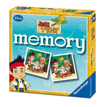 Jocul memoriei - Piratul Jake, RAVENSBURGER