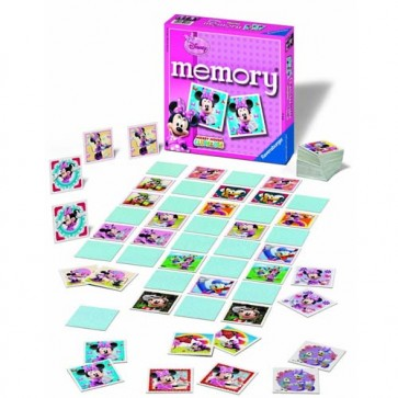 Jocul memoriei - Minnie Mouse, RAVENSBURGER