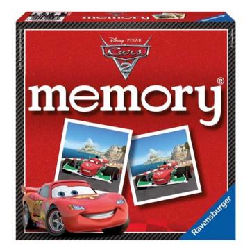 Jocul memoriei - Disney Cars 2, RAVENSBURGER