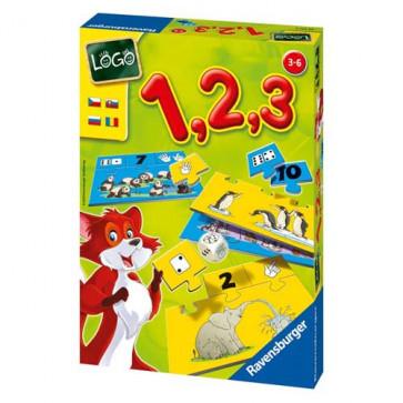 Joc 1, 2, 3, RAVENSBURGER Games