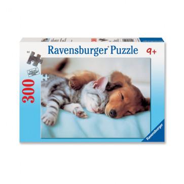 Puzzle Vise placute, 300 piese, RAVENSBURGER Puzzle Copii