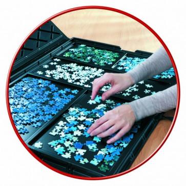 Cutie pentru depozitat Puzzle-urile, RAVENSBURGER Puzzle Adulti