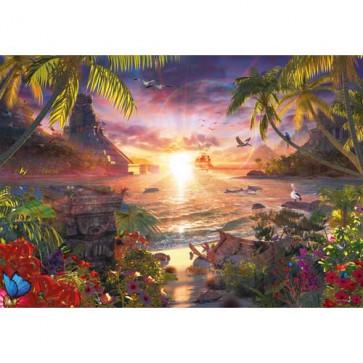 Puzzle apusul in paradis, 18000 piese, RAVENSBURGER Puzzle Adulti