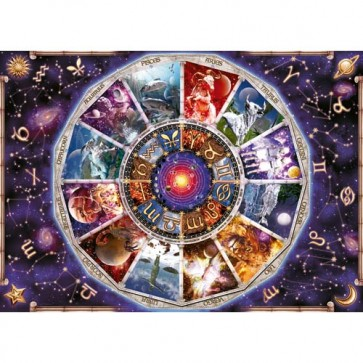 Puzzle astrologie, 9000 piese, RAVENSBURGER Puzzle Adulti