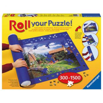 Suport pentru rulat puzzle-urile, RAVENSBURGER Puzzle Adulti
