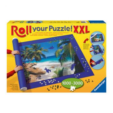 Suport pentru rulat puzzle-urile pana la 3000 piese, RAVENSBURGER Puzzle Adulti