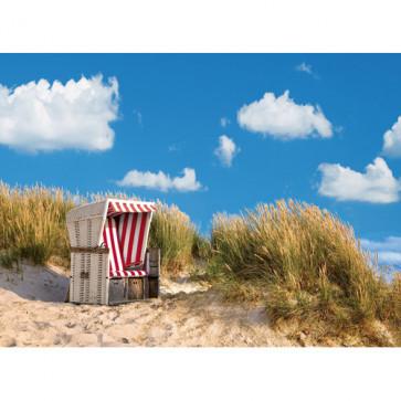 Puzzle Scaun plaja, 500 piese, RAVENSBURGER Puzzle Adulti