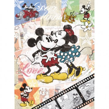 Puzzle Mickey Mouse, 150 piese, RAVENSBURGER Puzzle Copii