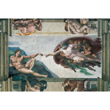 Puzzle Michelangelo - crearea lui Adam, 5000 piese, RAVENSBURGER Puzzle Adulti