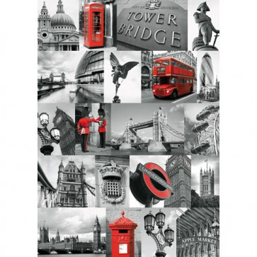 Puzzle Londra, 1000 piese, RAVENSBURGER Puzzle Adulti
