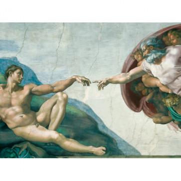 Puzzle Michelangelo - crearea lui Adam, 1000 piese, RAVENSBURGER Puzzle Adulti