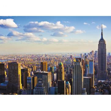 Puzzle Manhattan dimineata, 1000 piese, RAVENSBURGER Puzzle Adulti