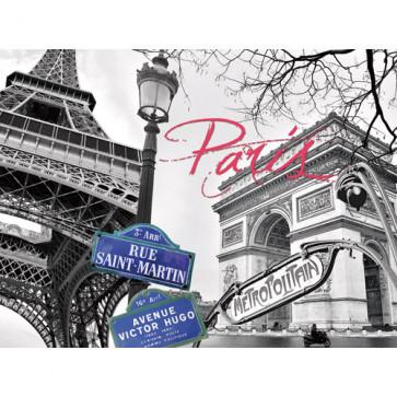 Puzzle Paris mon amour, 1500 piese, RAVENSBURGER Puzzle Adulti
