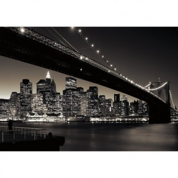 Puzzle podul Manhattan & Brooklyn, 1000 piese, RAVENSBURGER Puzzle Adulti