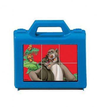 Puzzle Animale, 6 piese, RAVENSBURGER Puzzle Copii