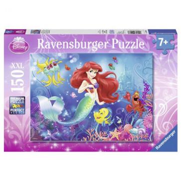 Puzzle Ariel, 150 piese, RAVENSBURGER Puzzle Copii