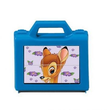 Puzzle Prietenii lui Bambi, 6 piese, RAVENSBURGER Puzzle Copii