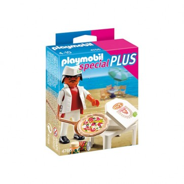 Bucatar de pizza, PLAYMOBIL Special Plus