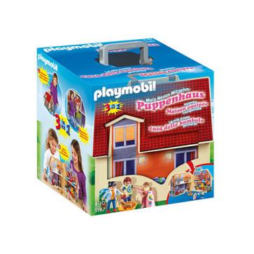 Casa de papusi mobila, PLAYMOBIL Doll's House
