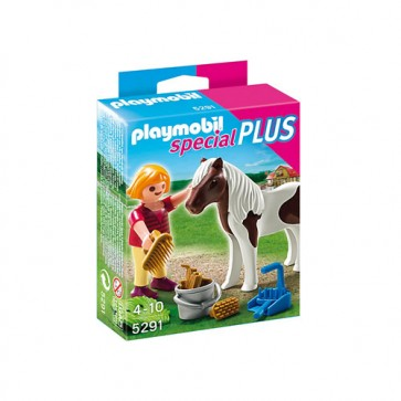 Fetita cu ponei, PLAYMOBIL Special Plus