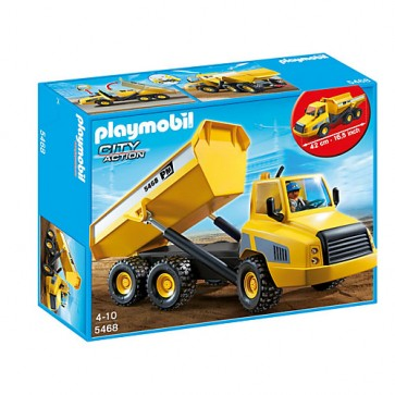 Basculata industriala, PLAYMOBIL Construction