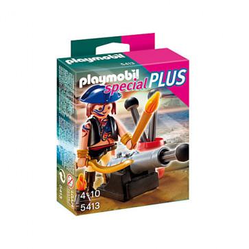 Pirat cu tun, PLAYMOBIL Special Plus