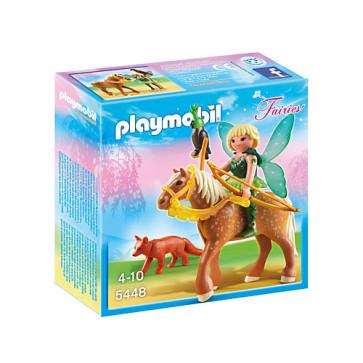 Diana zana padurii si cal, PLAYMOBIL Fairies