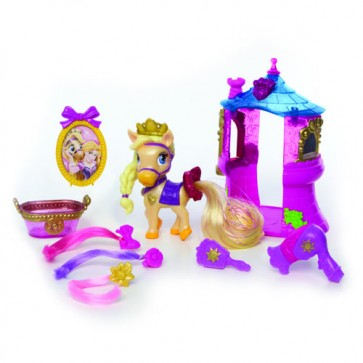Poneiul Blondie cu accesorii, BLIP TOYS Beauty & Bliss Playsets