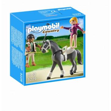 Dresor de cai, PLAYMOBIL Pony Farm