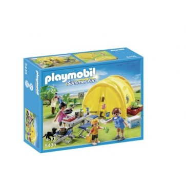 In excursie la camping, PLAYMOBIL Summer Fun